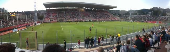 Dernier Nice-PSG de l'histoire du Ray samedi (Photo : Gameinnumbers)