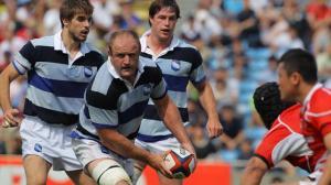 William Servat a été nommé capitaine des Barbarians face aux japonais. Photo Rugbyrama
