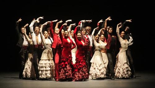 Le ballet National d'Espagne : un mélange de tradition et d'originalité. Photo Site Palais des festivals