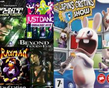 Splinter Cell ou Rayman sont quelques-uns des plus gros succès du jeu vidéo made in France