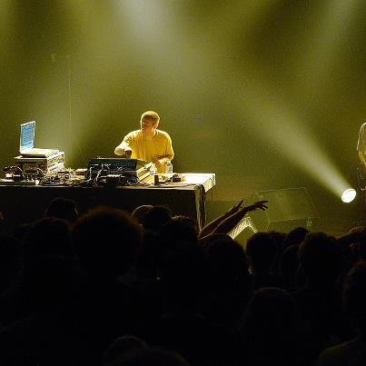 Kanka en plein concert. Photo MJC Picaut.
