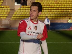 Lucas Ocampos tarde à confirmer les espoirs placés en lui. Photo Yann Soudé.