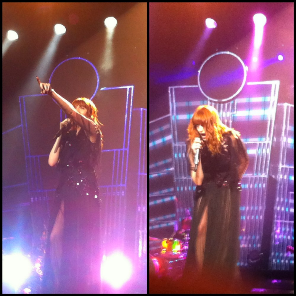 Florence + the machine : Un groupe et une chanteuse (enc)hantés