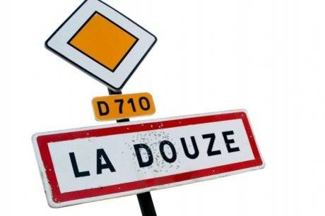Quant au village de La Douze (Dordogne), la fête s'est emparé des habitants. Photo Sud Ouest.