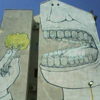 Blu : le street art animé