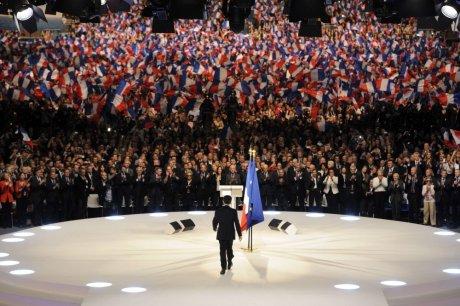 Sarkozy Villepinte