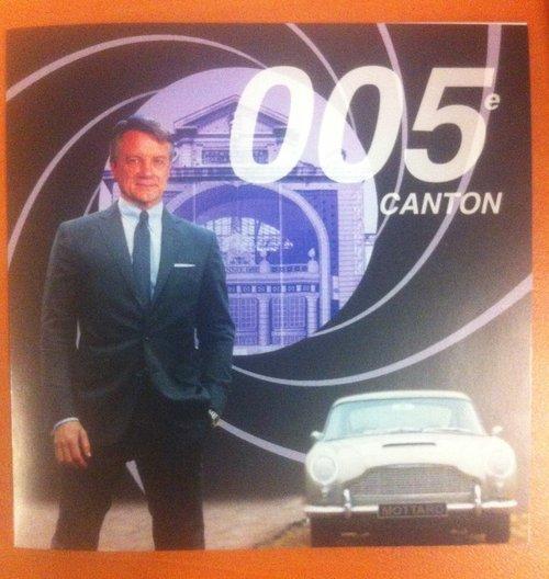 Vieux Mottard que jamais pour devenir James Bond © Nice-Matin