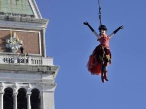 Marta Finotto a fait le grand saut. Photo : Andrea Morela pour Maxppp