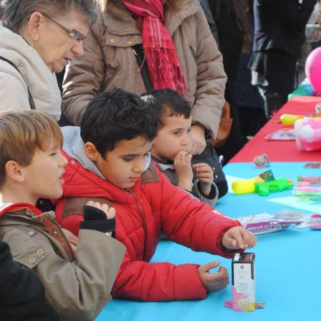 Toutes les générations ont participé au don. Photo : N.G.