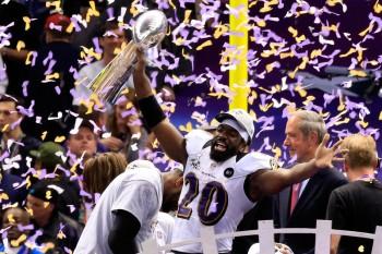 Les Ravens victorieux ! Photo : DR