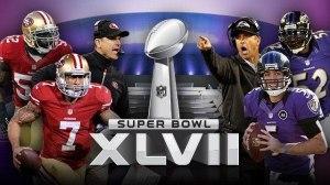 Le 47ème Super Bowl opposait les Ravens de Baltimore aux 49ers de San Francisco. Photo : DR