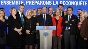 12 vice-présidents ont rejoint l'équipe de l'UMP dimanche.