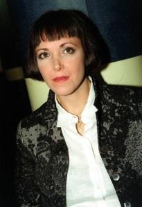 Marcela Iacub, auteure de « Belle et Bête », un livre sur sa relation avec DSK. Photo : BALTEL / SIPA