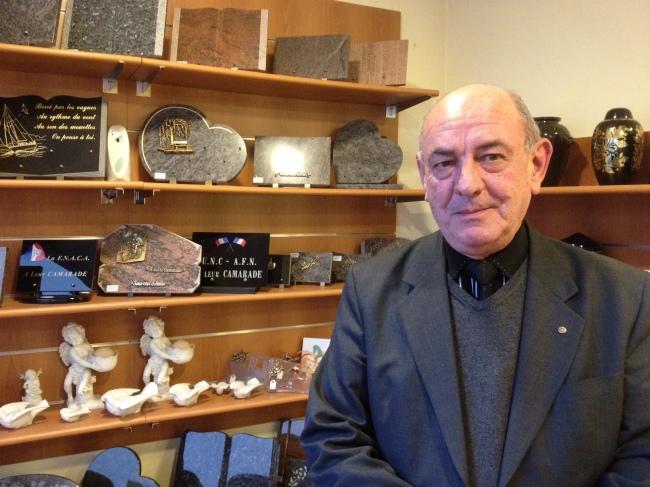 Légende photo : A 66 ans, François Delecour est toujours aussi passionné par son métier. Photo : C.P.