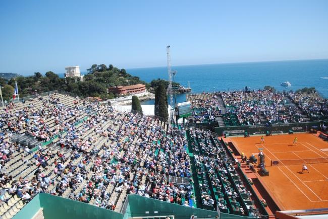 C'est beau, c'est chaud, le Tournoi de Monte-Carlo  (N.G)