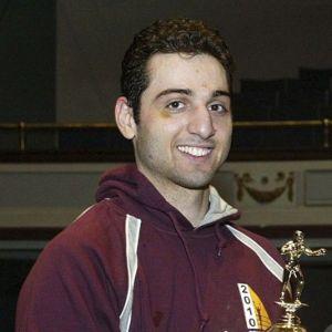 Tamerlan Tsarnaev, à une remise de prix en février 2010. Photo : REUTERS