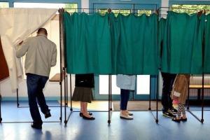 Le non l'emporte au référendum sur l'unification de l'Alsace. Crédit:afp.com/Philippe Huguen