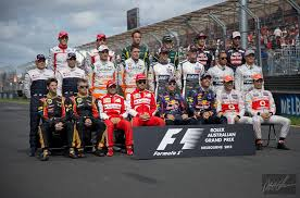 La photo officielle des 11 écuries de F1. Photo : DR