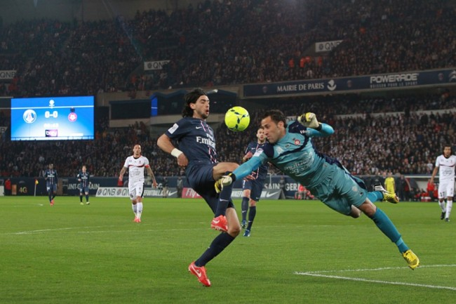 Ospina est passé au travers de son match. Photo: DR