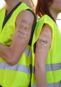Près de 20 000 jeunes ont fait leur service civique en 2012. Photo : RI