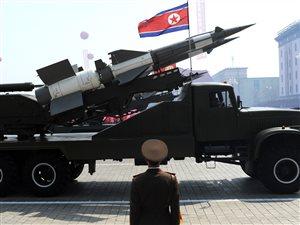En 3 jours, Pyongyang a tiré en tout 6 missiles balistiques en mer du Japon, provoquant l'inquiétude des Nations Unies et la colère de Séoul. AFP