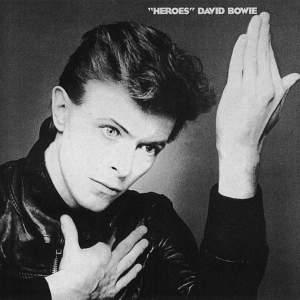 La version de 1977 de l'album Heroes. Photo : DR