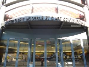 Le Musée d'Art Moderne et d'Art Contemporain. Photo : J.R