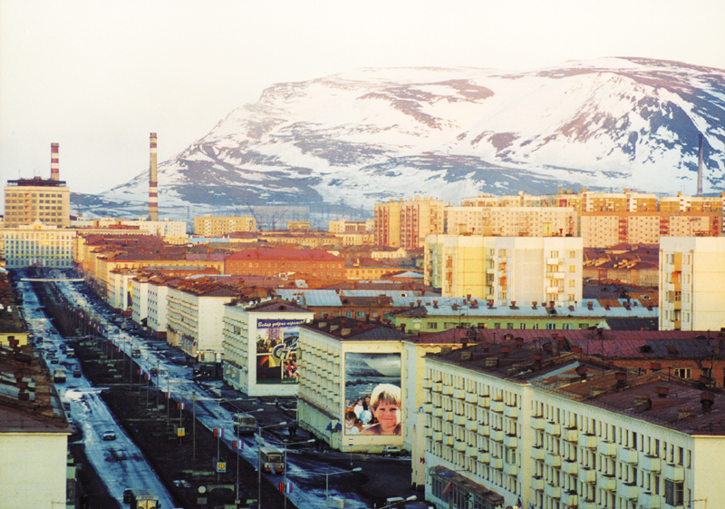 L jaculation et les gays de la ville de Norilsk