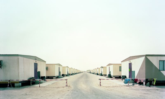Ras Laffan, Qatar. Source : DR