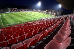 Le stade Léo-Lagrange, plus communément appelé le Stade du Ray n'accueillera plus les matchs de football de l'OGCN. Source : DR