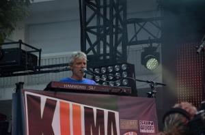 Le chanteur de Kuma. Photo : Juliette Redivo