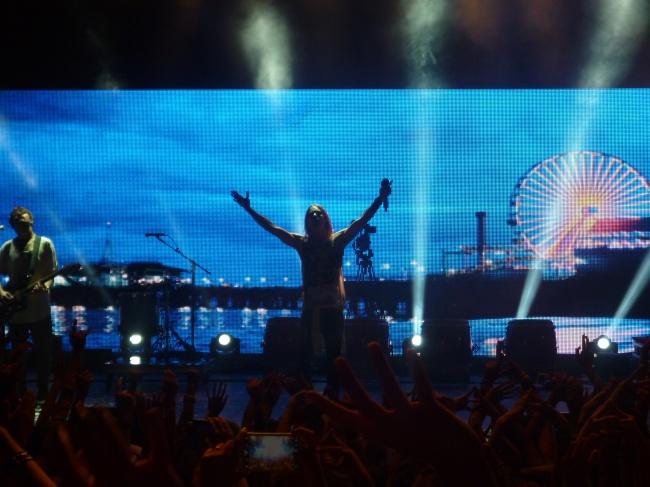 Thirty Seconds To Mars. Photo : Juliette Redivo