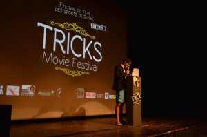 3 édition du Tricks Movie Festival. Crédit : Victor Vasseur