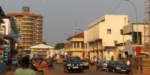 Bangui, capitale de la République de Centrafrique (photo DR)