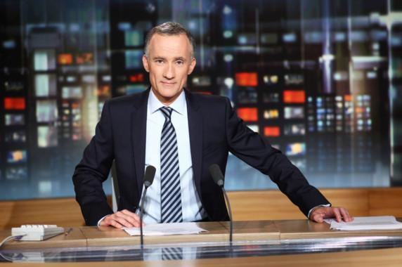 «Laurent Delahousse et moi, ce n'est pas la même offre télévisuelle…» Crédit Photo : TF1.fr