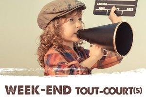 Affiche Week-end tout court(s). D.R.