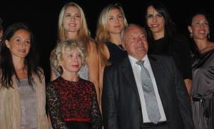 La famille RC Cannes a fière allure, et a des ambitions. (Photo N.GOURDOL)