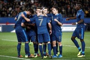 L'équipe de France a atomisé l'Australie au terme d'un match spectaculaire. (Crédit : LP/Jean-Baptiste Quentin)