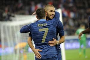 Benzema a retrouvé le chemin des filets. (Crédit : Icon Sport)