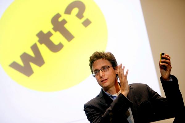 Jonah Peretti a lancé Buzzfeed en 2006. Selon le Nieman Journalism Lab, le site devrait générer 60 millions d'euros de recettes cette année. D.R.