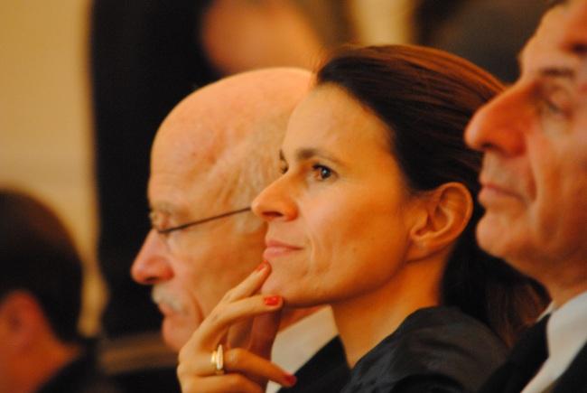 La ministre de la Culture et des Communications a jusqu'à janvier pour réfléchir avant de présenter son projet de loi. (Photo Nathan Gourdol)