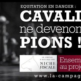 Campagne de publicité lancée par le collectif des insurgés. D.R.