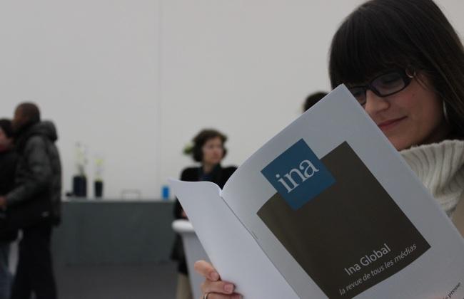 Une conférence de presse s'est tenue ce mercredi à Metz pour présenter la revue Ina global. Photo : C.P.