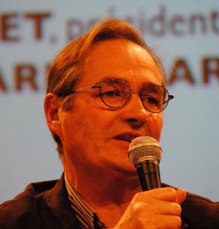 Jean-Marie Charon : « 6% des postes de la presse quotidienne régionale ont été supprimés en 2012-2013). » (crédit: NG)