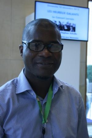 """""""Le lectorat est aujourd'hui très déçu de la presse ivoirienne"""" (Crédit photo : S.H.)"""