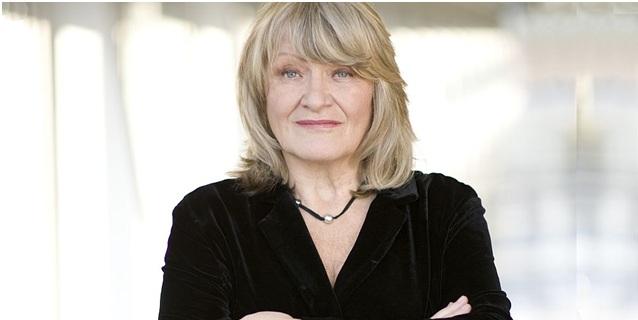 Alice Schwarzer, « passionaria » allemande engagée contre la prostitution. (Crédit photo : D.R.)