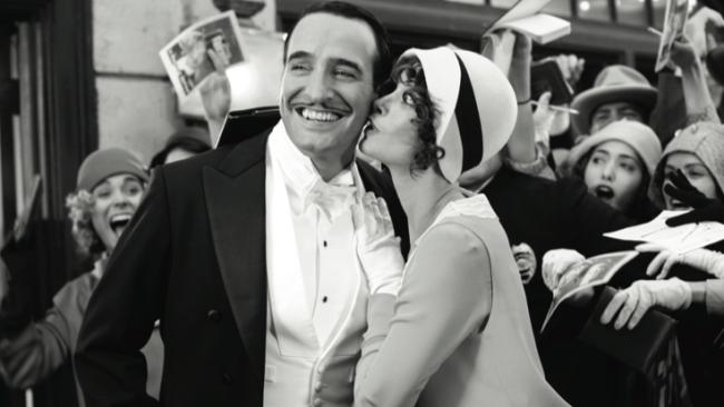 The Artist, symbole de la réussite du cinéma français, avec plus de 13 millions d'entrées à l'étranger. (© Warner Bros)