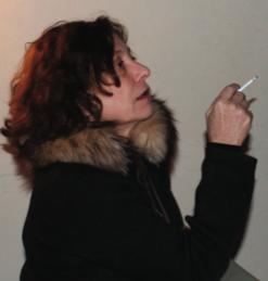 Brigitte Roüan : « Je suis en stand-by dans l'écriture de mon prochain scénario. Pour le moment le titre, c'est George Sand divorce, cochonne de Berrichonne.»