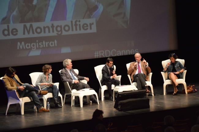 Eric de Montgolfier : « Le secret est un risque, le risque permanent du soupçon. ». (Crédit : Vincent Bourquin)
