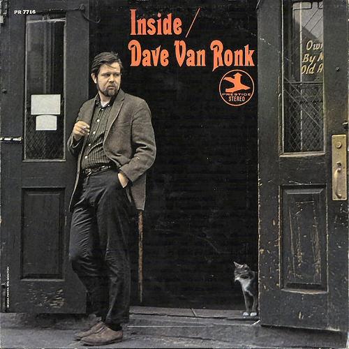 Les Frères Coen se sont largement inspirés du vinyle de Dave Von Ronk pour celui de Llewyn Davis. D.R.